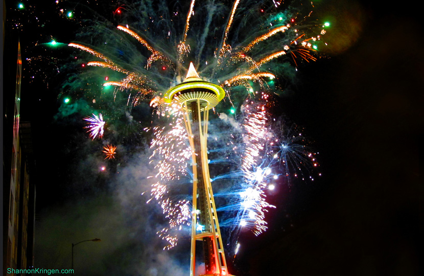 Best Places To Be In Seattle On New Year's Eve 2016